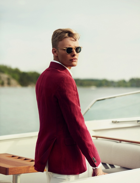 Editorial for Robb Report Sweden SS 2018 Italy edition.